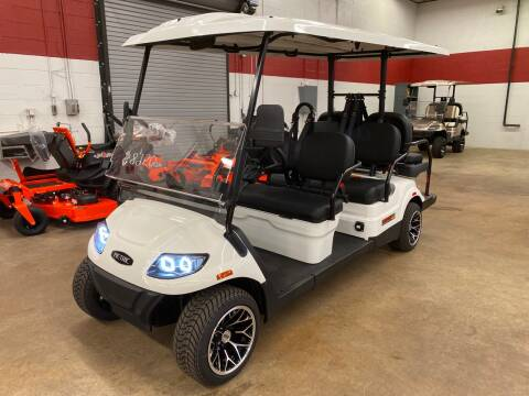 2021 Aetric SD 6 Seater Lifted for sale at Columbus Powersports - Golf Carts in Columbus OH