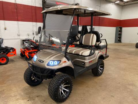 2021 Aetric 4 Seater lifted for sale at Columbus Powersports - Golf Carts in Columbus OH