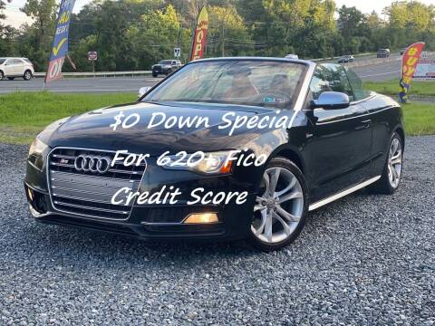 2013 Audi S5 for sale at A&M Auto Sale in Edgewood MD