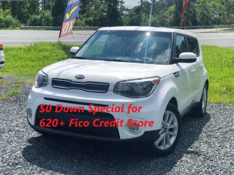 2019 Kia Soul for sale at A&M Auto Sale in Edgewood MD