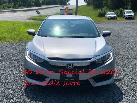 2017 Honda Civic for sale at A&M Auto Sale in Edgewood MD
