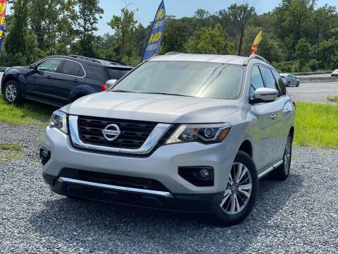 2019 Nissan Pathfinder for sale at A&M Auto Sale in Edgewood MD