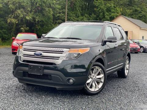 2014 Ford Explorer for sale at A&M Auto Sale in Edgewood MD