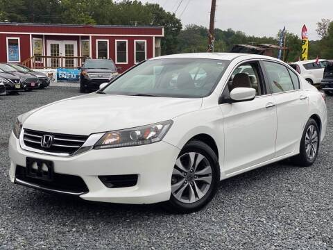 2013 Honda Accord for sale at A&M Auto Sale in Edgewood MD