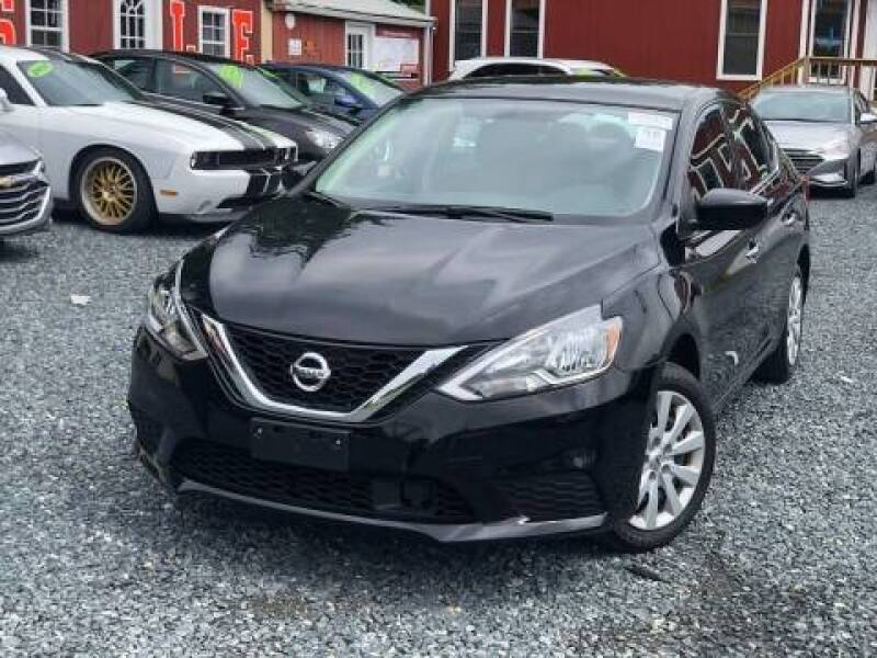 2019 Nissan Sentra for sale at A&M Auto Sale in Edgewood MD