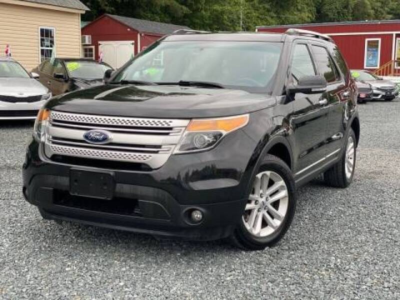 2013 Ford Explorer for sale at A&M Auto Sale in Edgewood MD