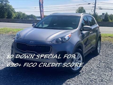 2018 Kia Sportage for sale at A&M Auto Sale in Edgewood MD