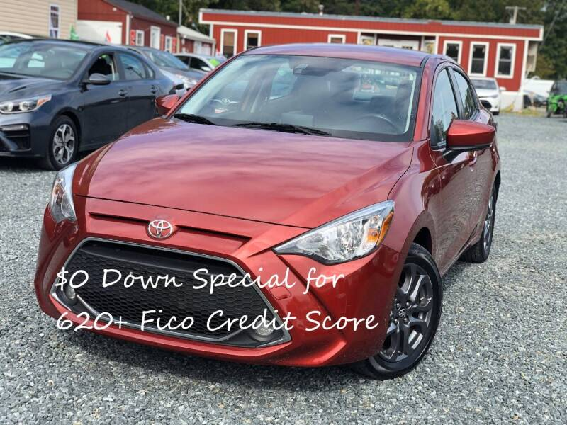2019 Toyota Yaris for sale at A&M Auto Sale in Edgewood MD