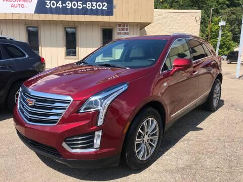 2017 Cadillac XT5 for sale at Matt Jones Preowned Auto in Wheeling WV