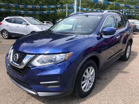 2017 Nissan Rogue for sale at Matt Jones Preowned Auto in Wheeling WV