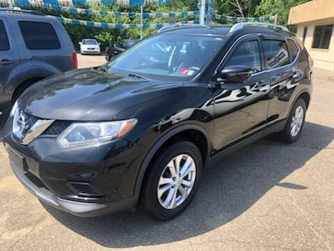 2016 Nissan Rogue for sale at Matt Jones Preowned Auto in Wheeling WV