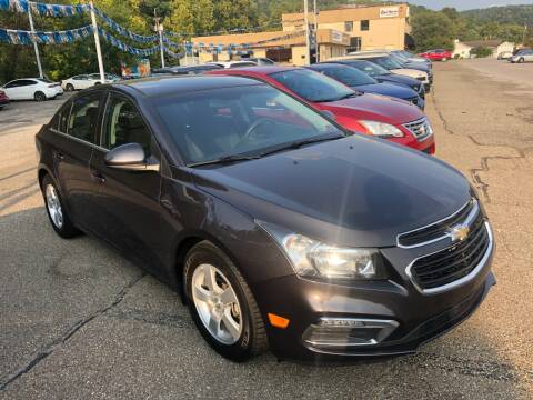 2016 Chevrolet Cruze Limited for sale at Matt Jones Preowned Auto in Wheeling WV