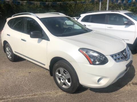 2014 Nissan Rogue Select for sale at Matt Jones Preowned Auto in Wheeling WV