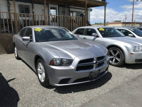 2013 Dodge Charger for sale at Velascos Used Car Sales in Hermiston OR