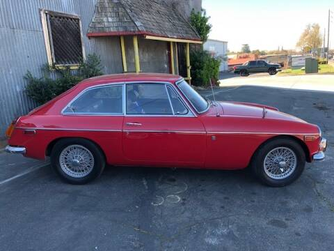 1970 MG MGB for sale at Route 40 Classics in Citrus Heights CA