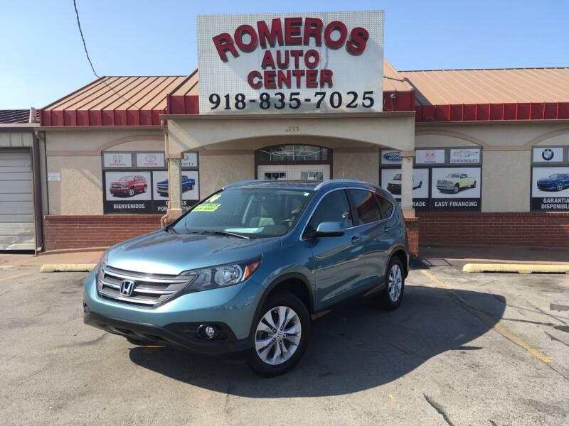 2014 Honda CR-V for sale at Romeros Auto Center in Tulsa OK