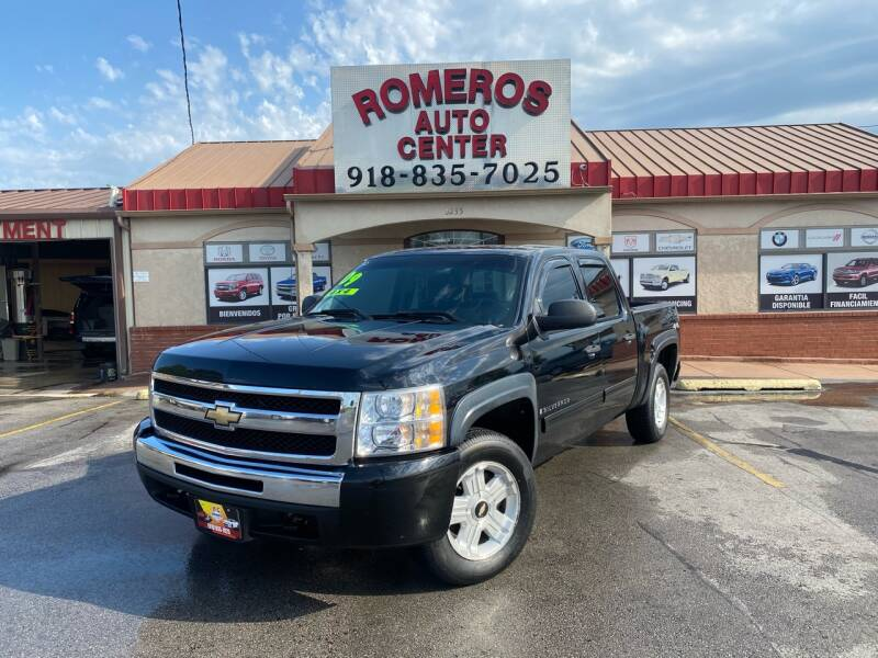 2009 Chevrolet Silverado 1500 for sale at Romeros Auto Center in Tulsa OK