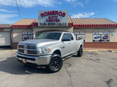 2012 RAM Ram Pickup 2500 for sale at Romeros Auto Center in Tulsa OK