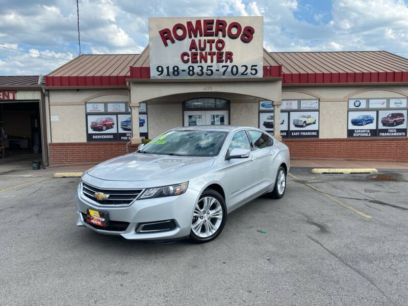 2014 Chevrolet Impala for sale at Romeros Auto Center in Tulsa OK