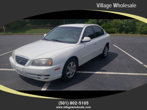 2006 Hyundai Elantra for sale at Village Wholesale in Hot Springs Village AR