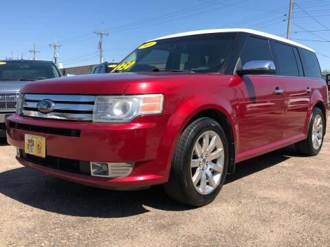 2009 Ford Flex for sale at El Tucanazo Auto Sales in Grand Island NE