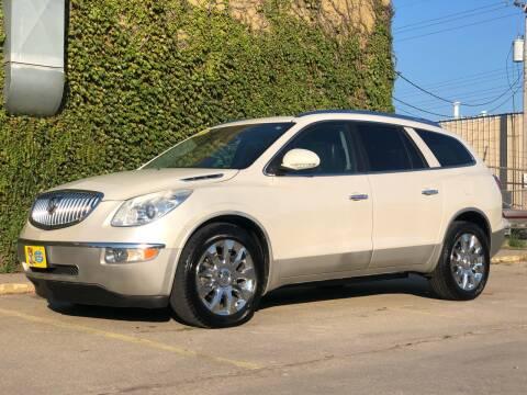 2011 Buick Enclave for sale at El Tucanazo Auto Sales in Grand Island NE