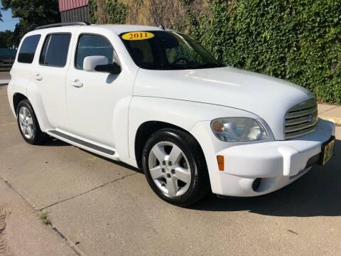 2011 Chevrolet HHR for sale at El Tucanazo Auto Sales in Grand Island NE