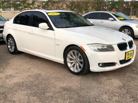 2011 BMW 3 Series for sale at El Tucanazo Auto Sales in Grand Island NE