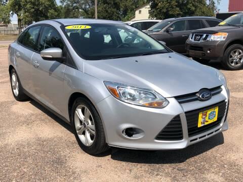 2014 Ford Focus for sale at El Tucanazo Auto Sales in Grand Island NE