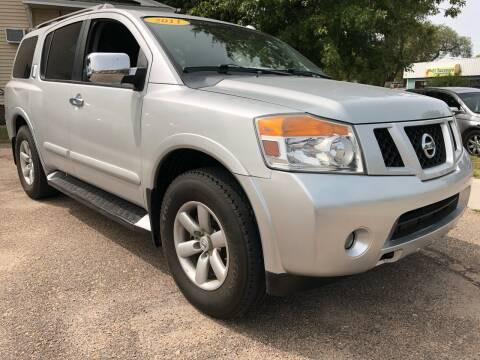 2011 Nissan Armada for sale at El Tucanazo Auto Sales in Grand Island NE