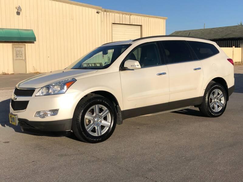 2011 Chevrolet Traverse for sale at El Tucanazo Auto Sales in Grand Island NE