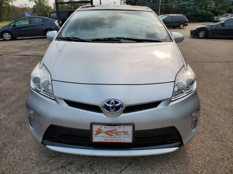 2012 Toyota Prius for sale at Extreme Auto Sales LLC. in Wautoma WI