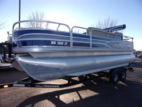 2015 SUNTRACKER 22FT FISH for sale in Sioux Falls, SD