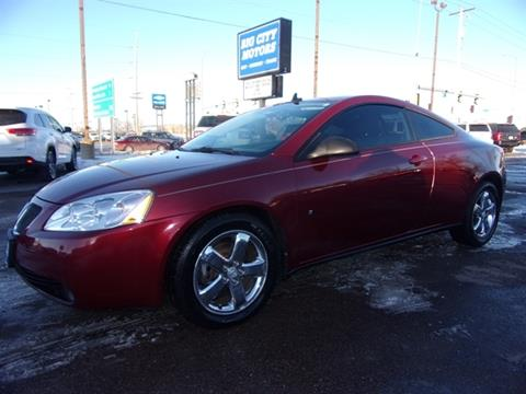 2008 Pontiac G6 for sale in Sioux Falls, SD