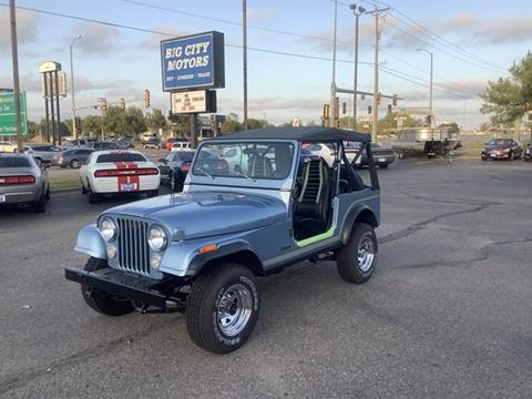 1985 Jeep CJ-7 for sale in Sioux Falls, SD