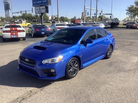 Subaru Sioux Falls >> Subaru Wrx For Sale In Sioux Falls Sd Big City Motors