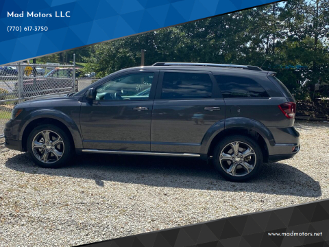 2016 Dodge Journey for sale at Mad Motors LLC in Gainesville GA