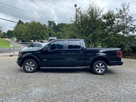 2012 Ford F-150 for sale at Mad Motors LLC in Gainesville GA