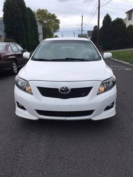 2009 Toyota Corolla for sale at Bob Luongo's Auto Sales in Fall River MA
