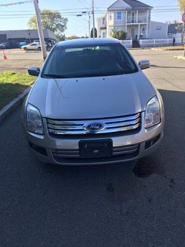 2007 Ford Fusion for sale in Fall River, MA