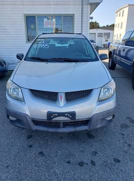 2003 Pontiac Vibe for sale in Fall River, MA