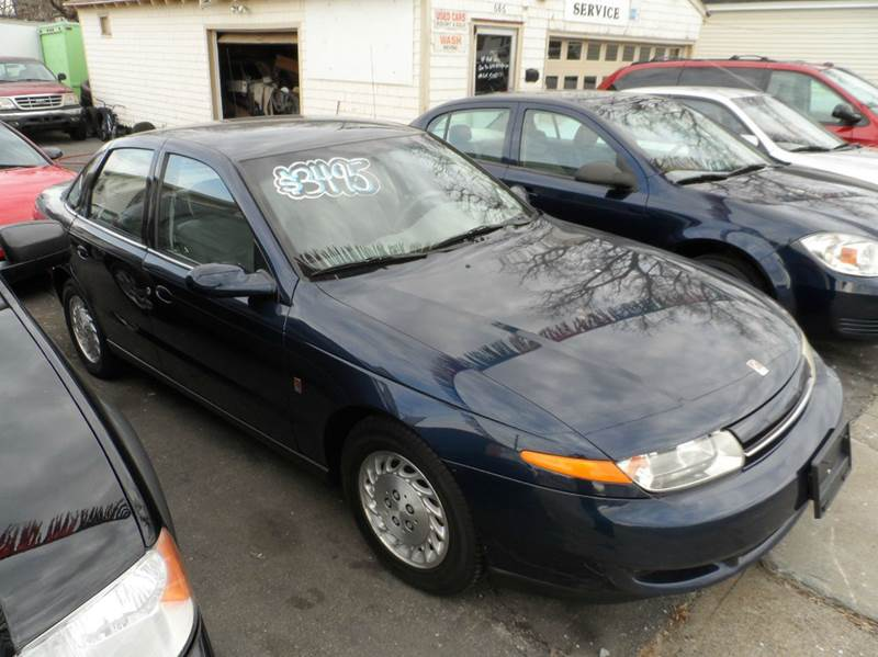 2001 Saturn L-Series L300 4dr Sedan - Fall River MA