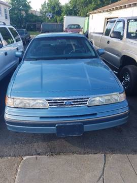 1993 Ford Crown Victoria for sale in Fall River, MA