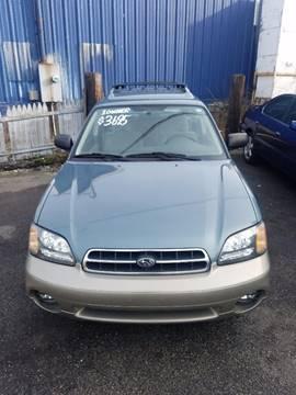 2002 Subaru Outback for sale in Fall River, MA