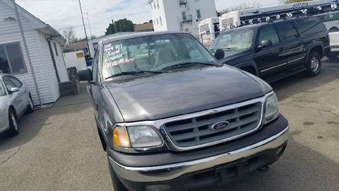 2002 Ford F-150 for sale in Fall River, MA