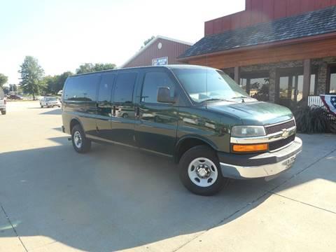 2010 Chevrolet Express Passenger for sale in Holton, KS