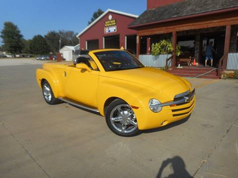 2003 Chevrolet SSR for sale in Holton, KS