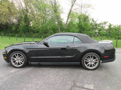 2010 Ford Mustang for sale in Rogersville, MO