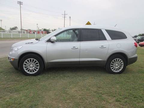 2010 Buick Enclave for sale in Downs, KS