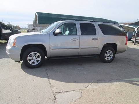 2007 GMC Yukon XL for sale in Downs, KS